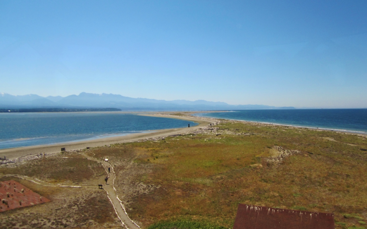 Dungeness Spit Hike