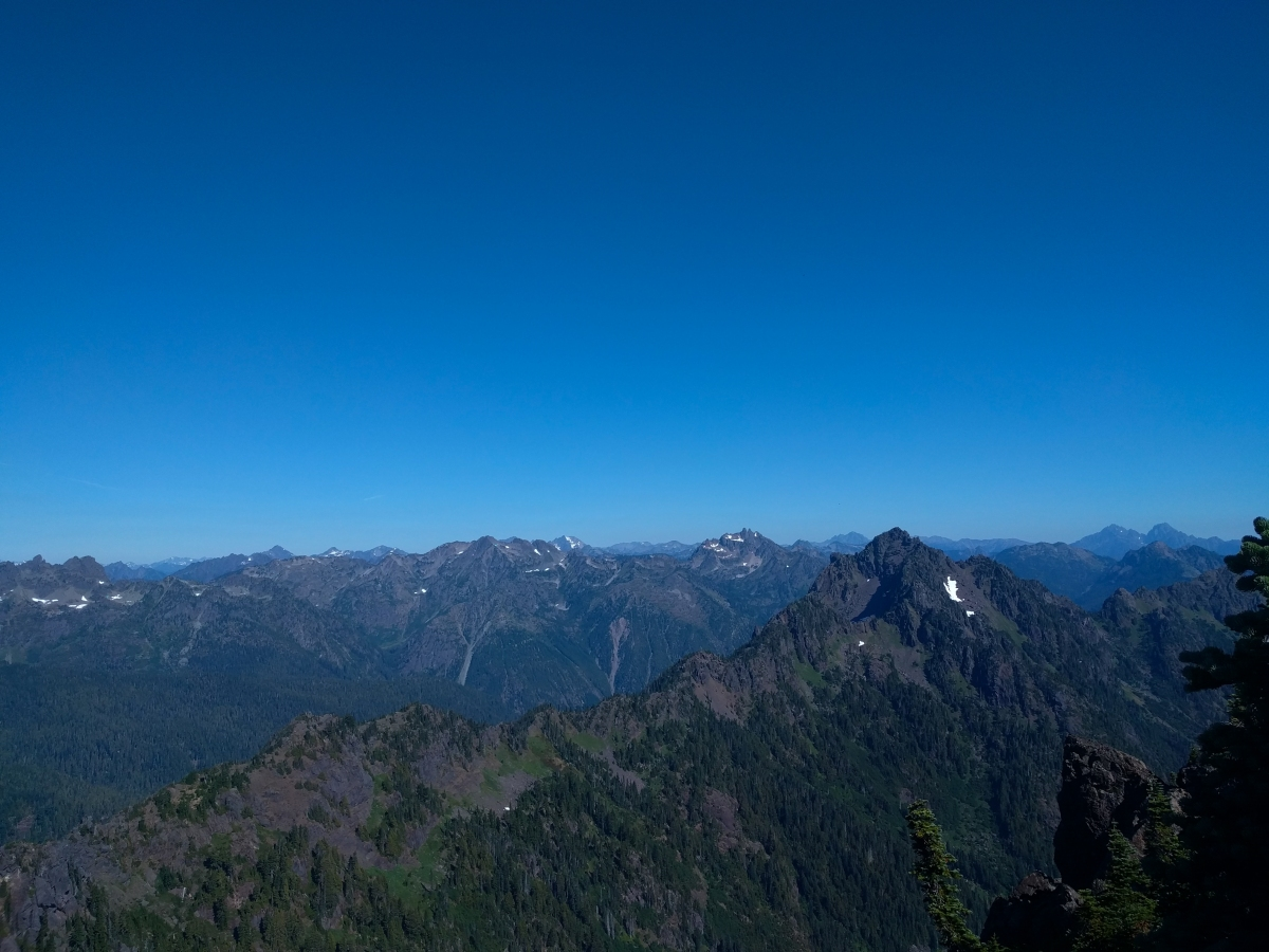 Mount Ellinor Hike